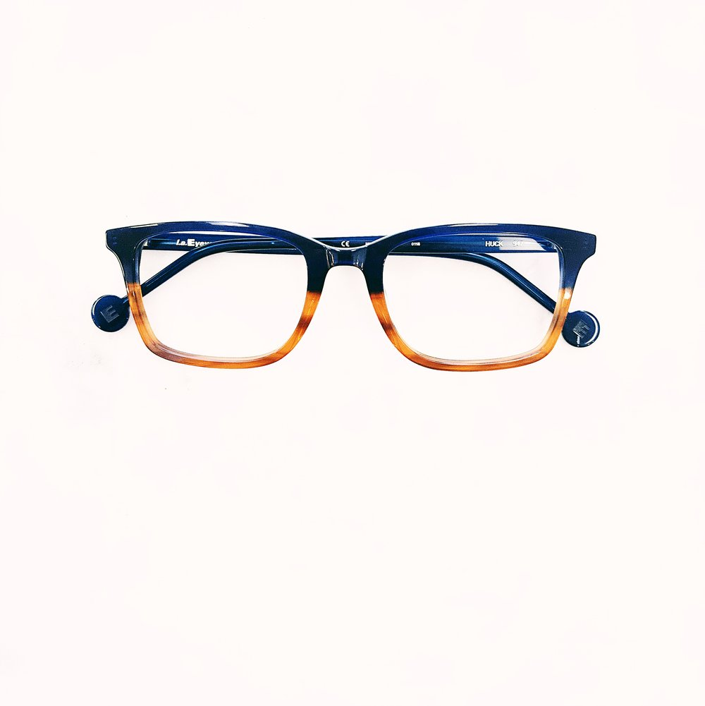 When office work becomes enjoyable again. Glasses by la eyeworks