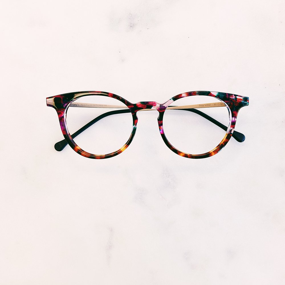 Glasses that make you feel you are riding First Class. Glasses by Harry Larys