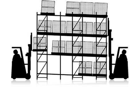 Pallet Live Storage (PLS)