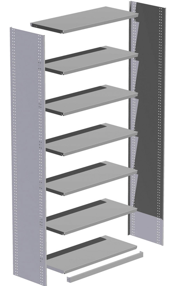 Colby Steel Shelving