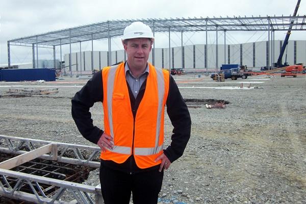 KrisLancaster,Foodstuffs Logistics Operations Manager