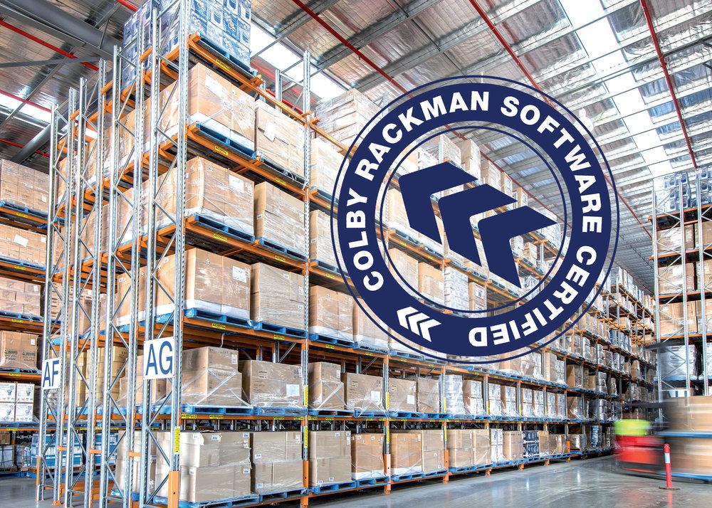 Meeting and exceeding Australian Standard AS 4084 Steel Storage Racking.