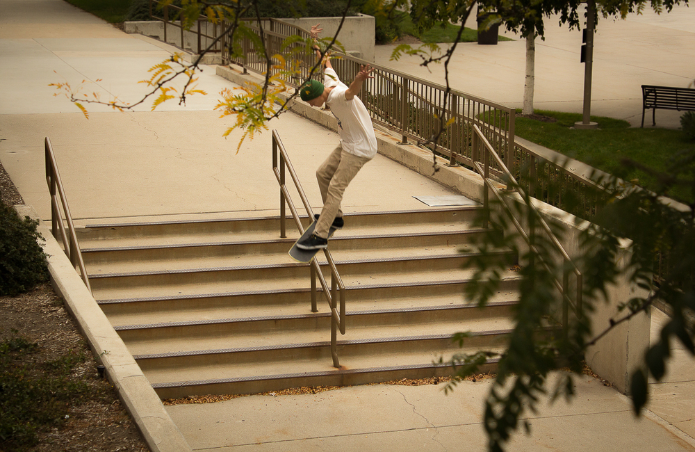 Gabe Spotts - FS Feeble