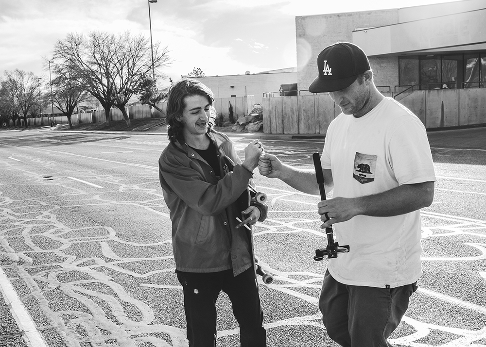 Stoney & Dustin