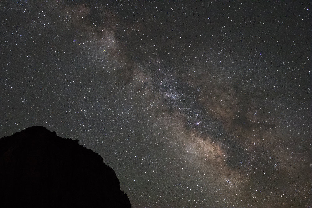 Milky Way - Capitol Reef National Park