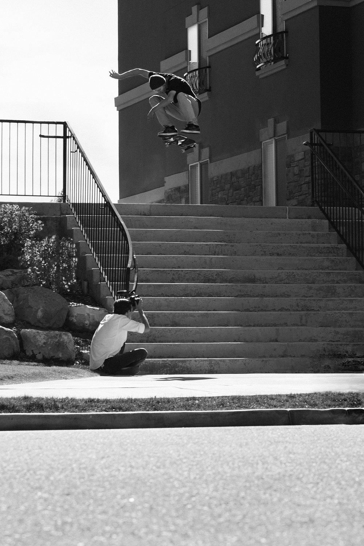 Gabe Spotts - Kickflip