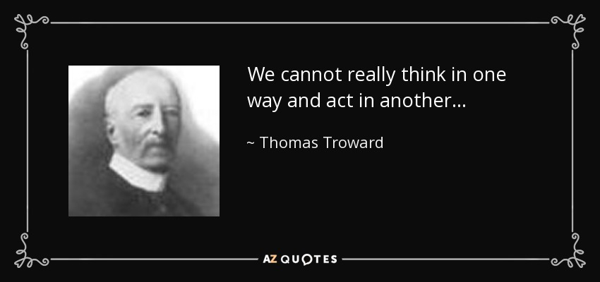 Thomas Troward(1847–1916) was anEnglishauthor whose works influenced theNew Thought Movement. Excellent work.