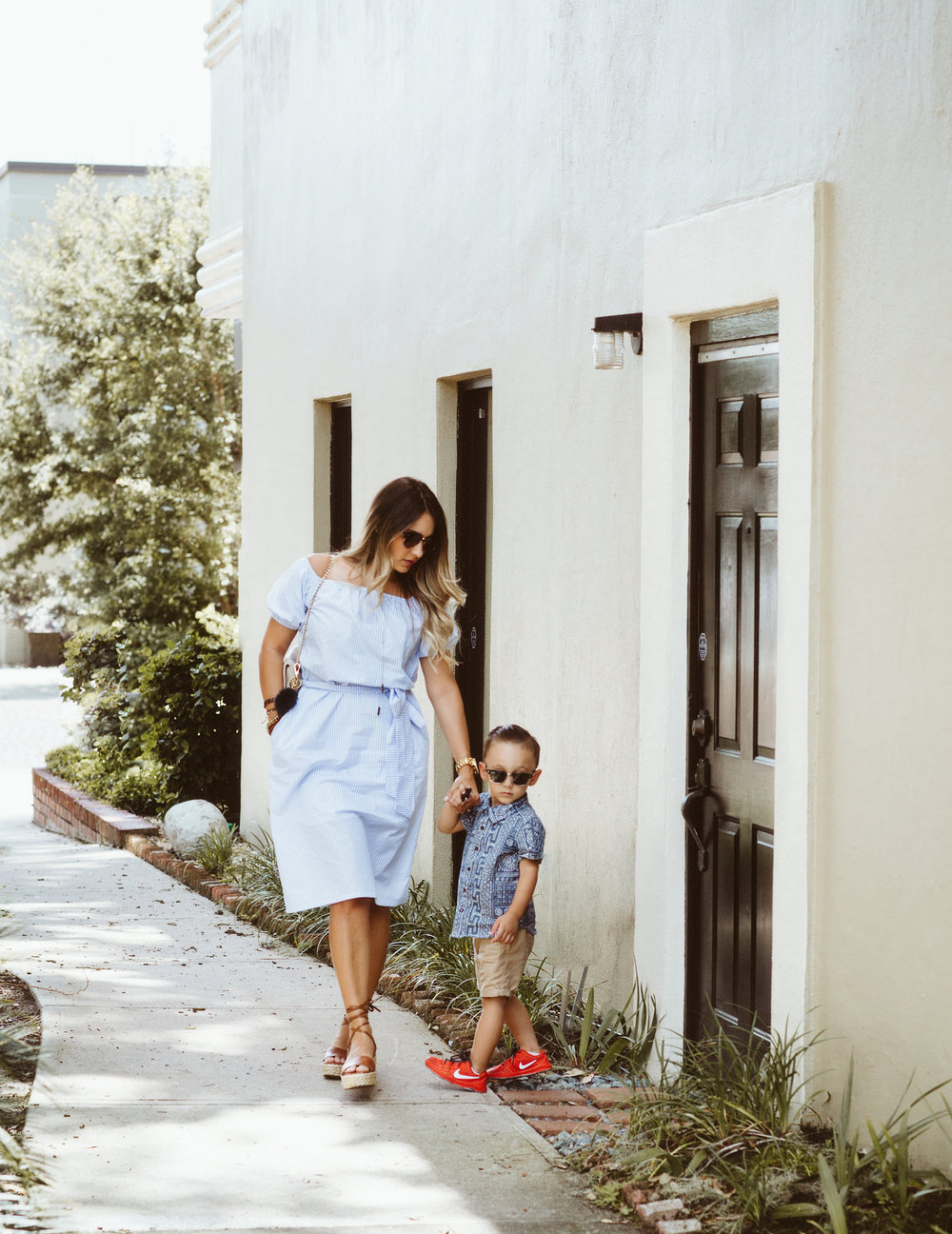 mommy and me | Orlando fashion blogger | Vanessa Boy | vanessaboy.com