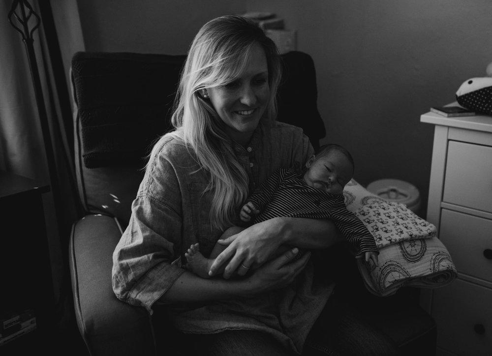 In-Home Newborn Lifestyle Session | © Vanessa Boy | vanessaboy.com-136.jpg