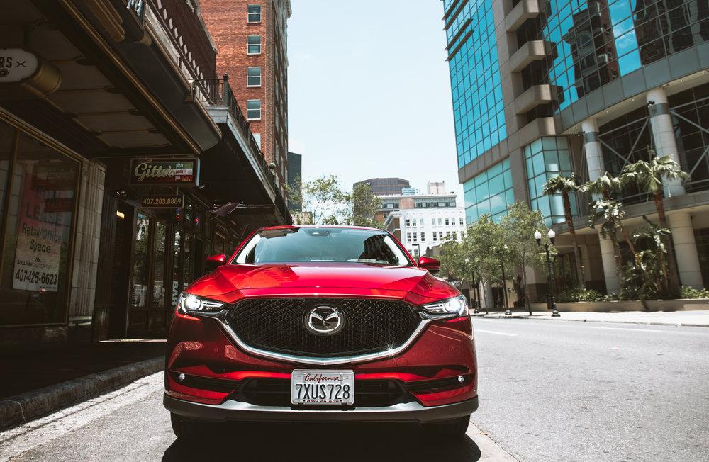 Mazda USA -