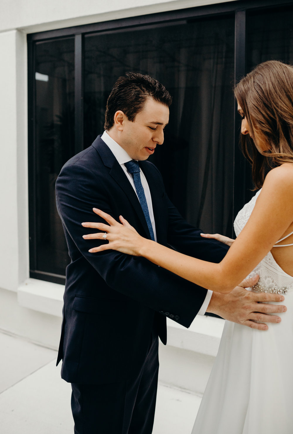 First Look | Nicholas and Jessica | Wedding | Downtown Orlando | Captured by Vanessa Boy |Vanessaboy.com (123 of 52).jpg