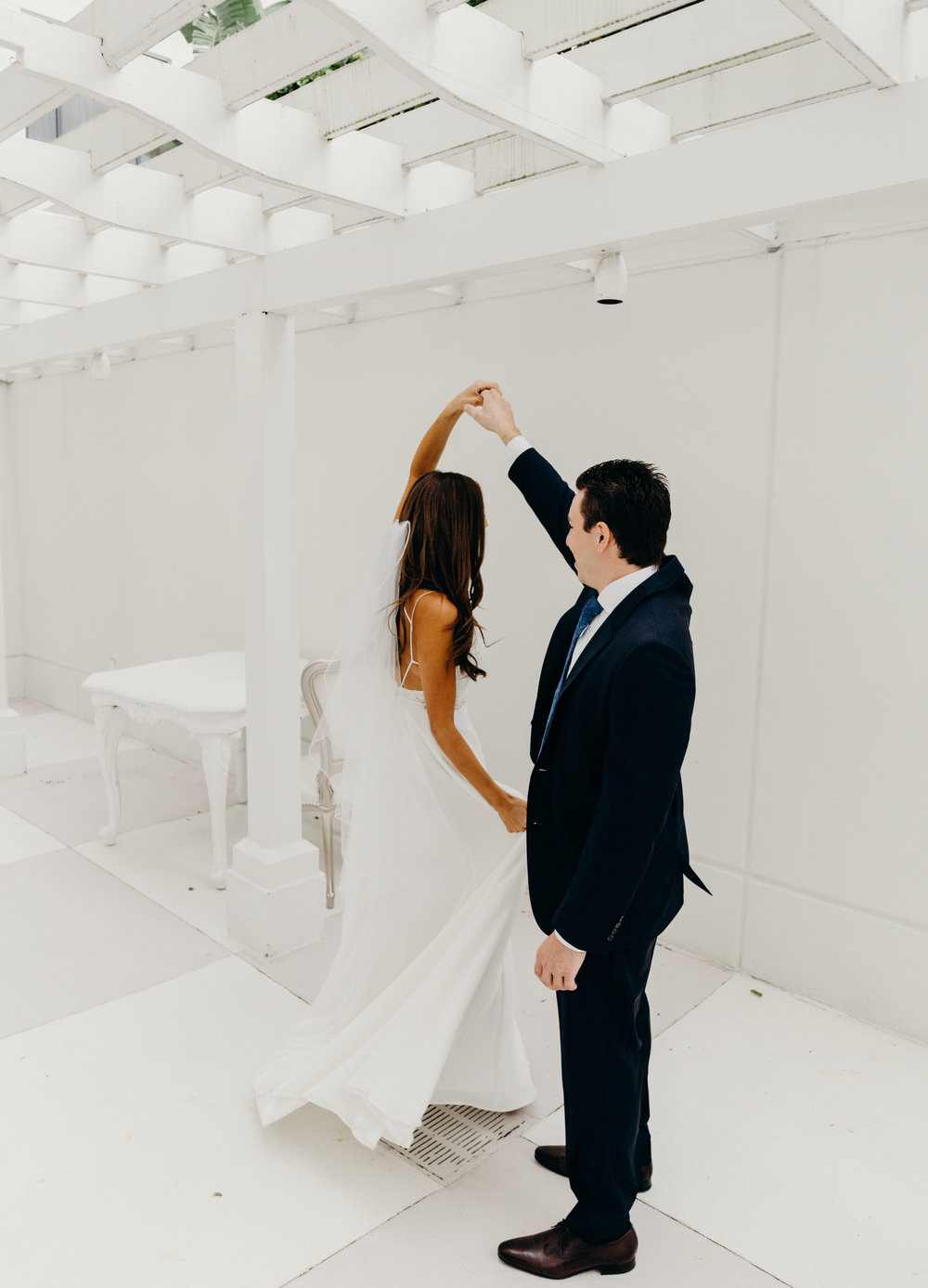 First Look | Nicholas and Jessica | Wedding | Downtown Orlando | Captured by Vanessa Boy |Vanessaboy.com (131 of 52).jpg