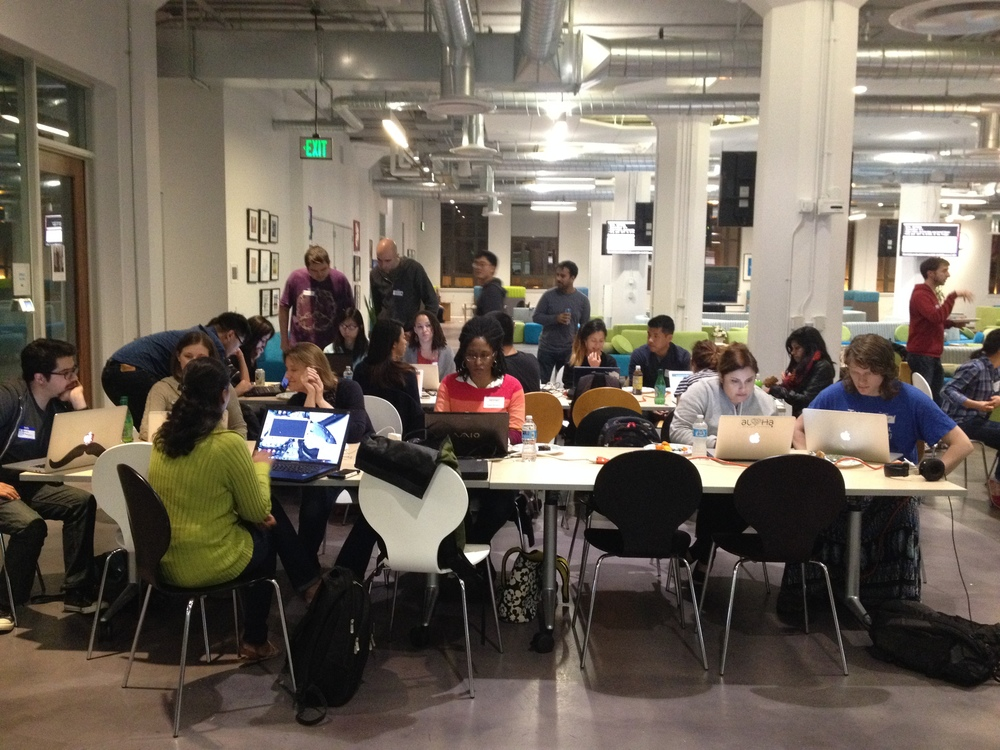 RailsBridge for Women | @Yammer