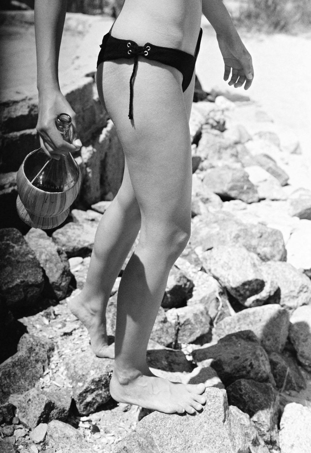 in your arms knit bikini x nastya gerak for cheads magazine