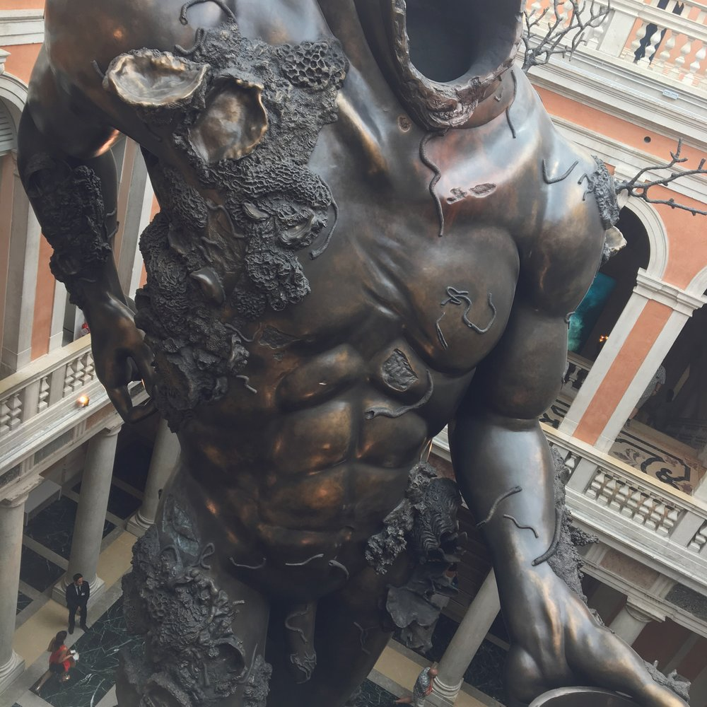 Treasures From The Wreck Of The Unbelievable Damien Hirst Venice
