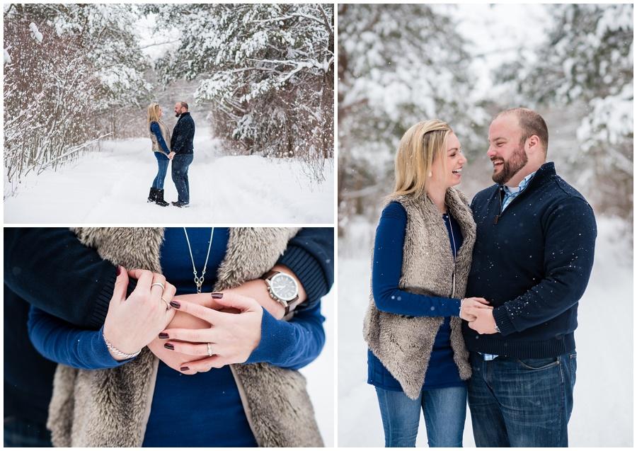 Jen + Gary's Engagement