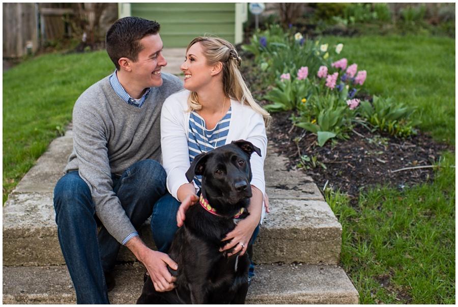 Garrett + Anna's Engagement
