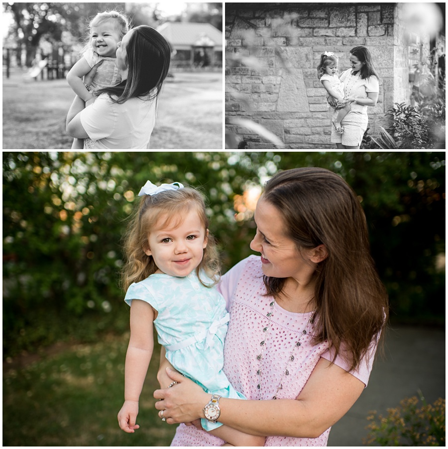 Lauren White Mother/Daughter Session
