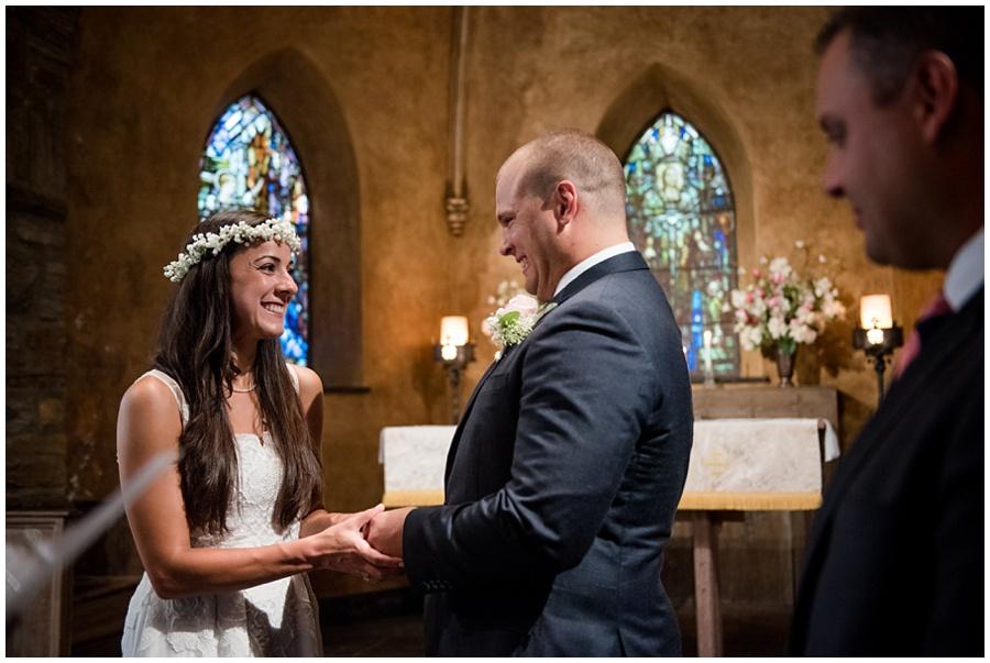 Allysa + Jordan's Keuka Ceremony