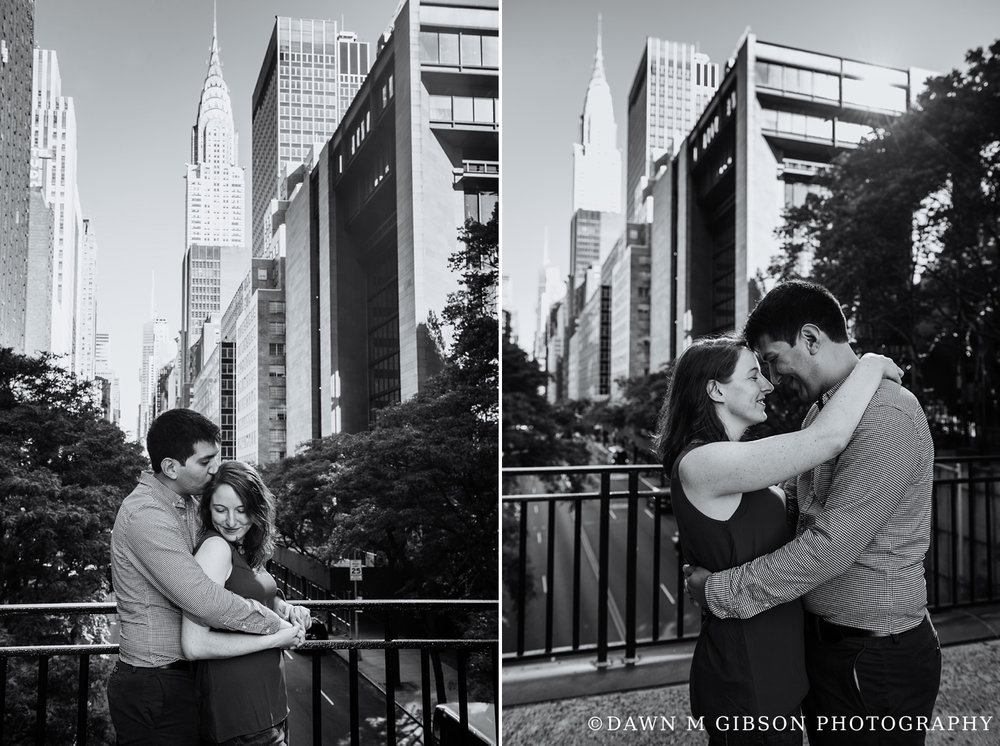 Katie and Andre's Engagement Session | Photos by Dawn M Gibson P