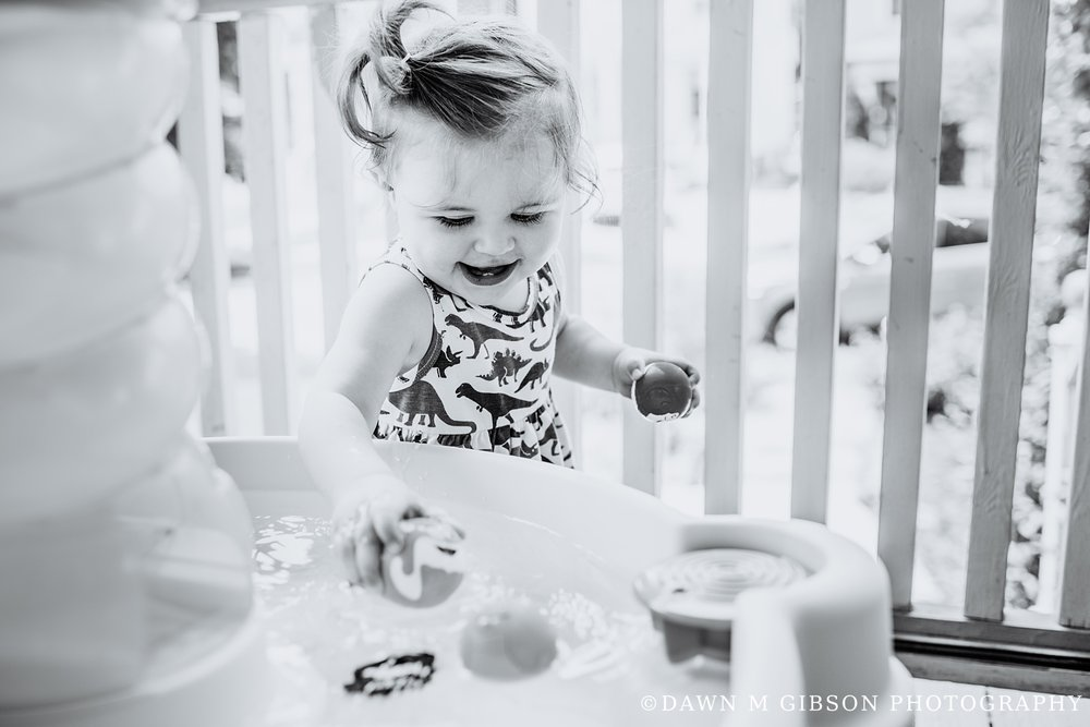 Ophelia Turns One | Hettich Real Life Family Session by Dawn M Gibson Photography