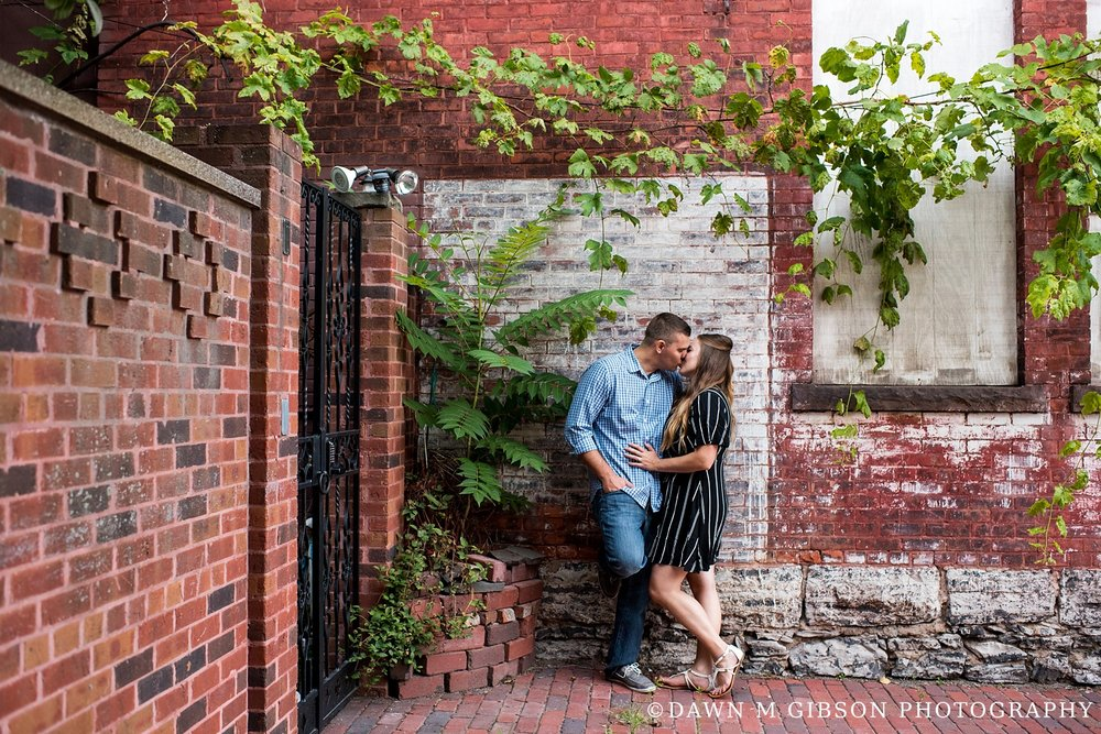 Lauren + Adam's Engagement Session