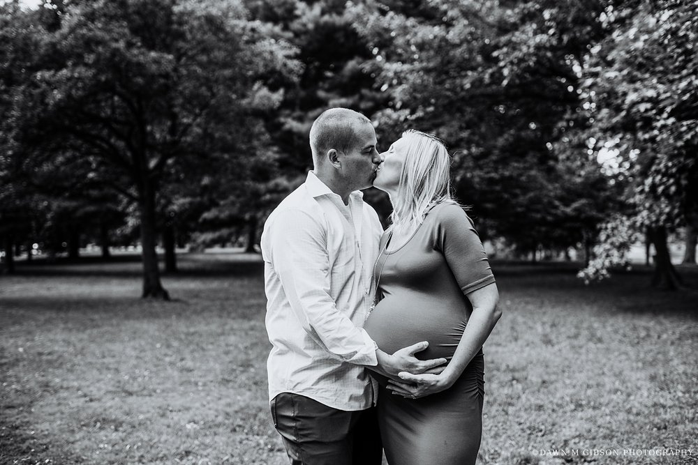 Butler Maternity Session