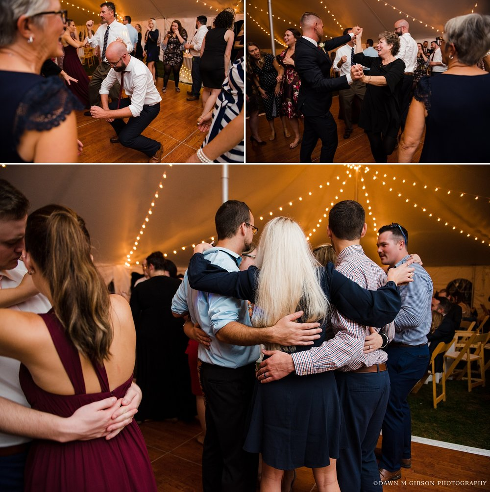 Natalie + Dan's Wedding Day at Knox Farms