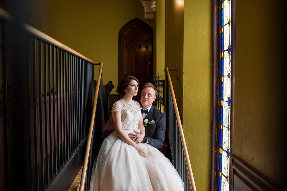 Jenessa and Clint's Wedding Day