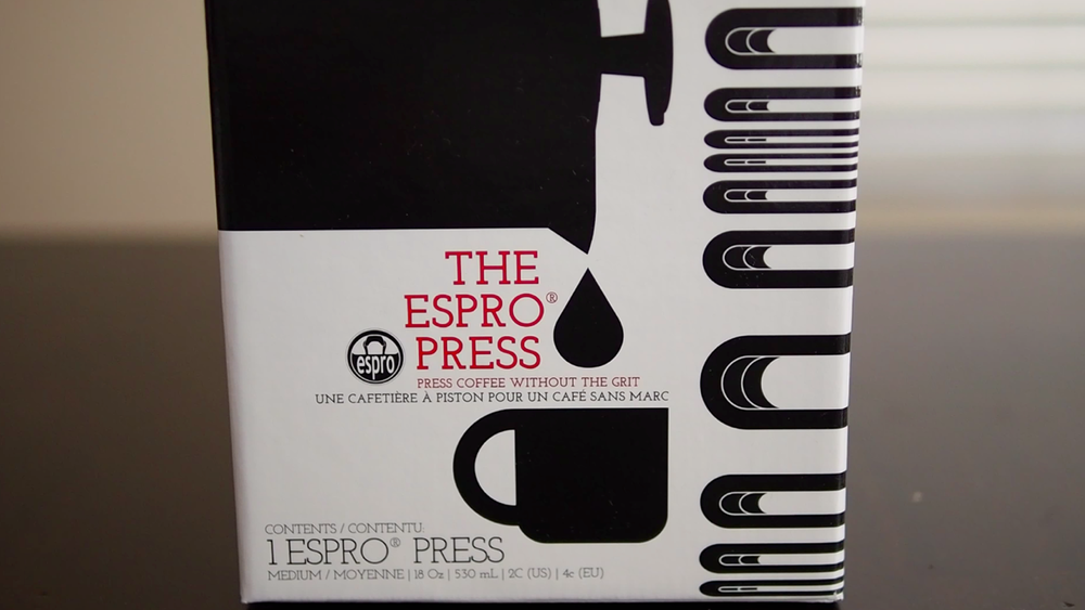 Medium Espro Press