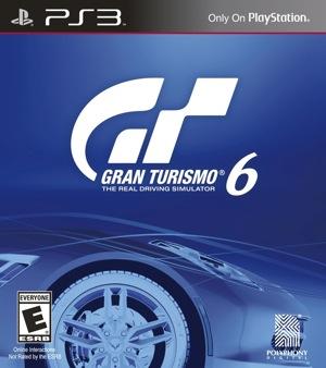 Grand Turismo 6  GT6 PS3