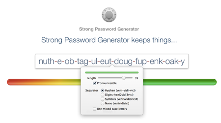 Strongpasswordgenerator