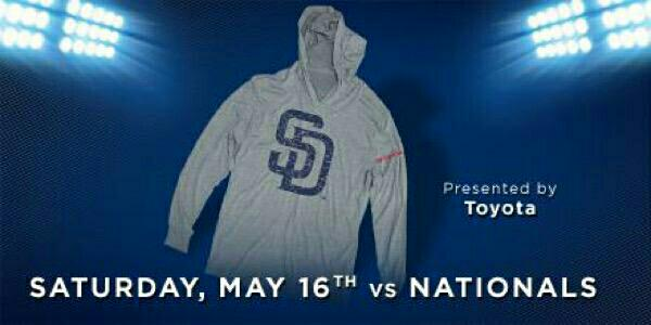 Padres' Exciting 2015 Season and FREE Hoodies!   elijahnicolas.com