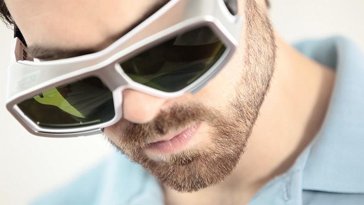 Laser-Therapie