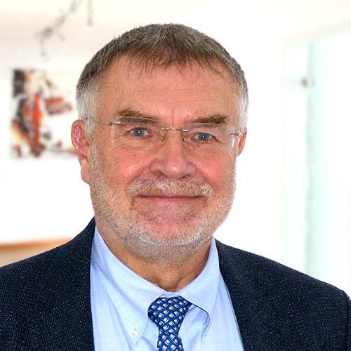 Prof. Dr. rer. nat. Dr. med. Harald Hefter