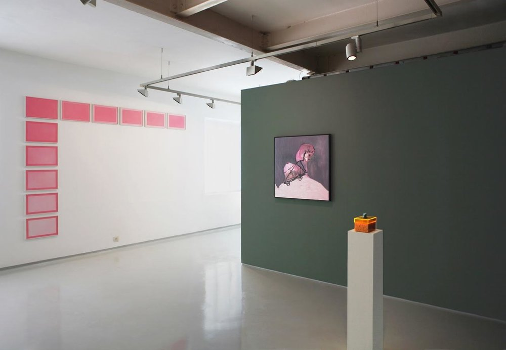 For All Those Who Trust in Form and Not in ContentSolo Exhibition at Jhaveri    Installation View  Contemporary, Mumbai (IND), 2017