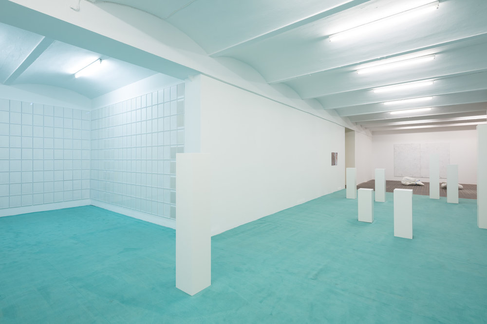 Who´s Speaking?   Installation View  Solo Exhibition at KW Institute for Contemporary Art Berlin (DE) 2015-2016