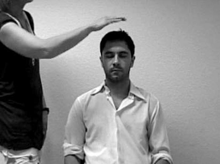 Der Versuch, unter Hypnose abstrakt zu sein , 2007