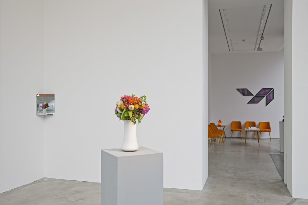 Installation View  Galerie Thomas Schulte, Berlin, 2013
