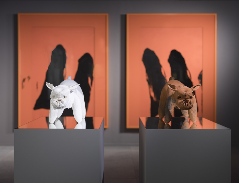 An Exhibition as a Copy,  Installation View,  Galerie du Monde, Hong Kong, 2018