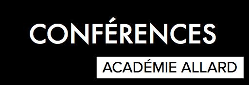conferences academie allard