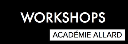 workshops academie allard