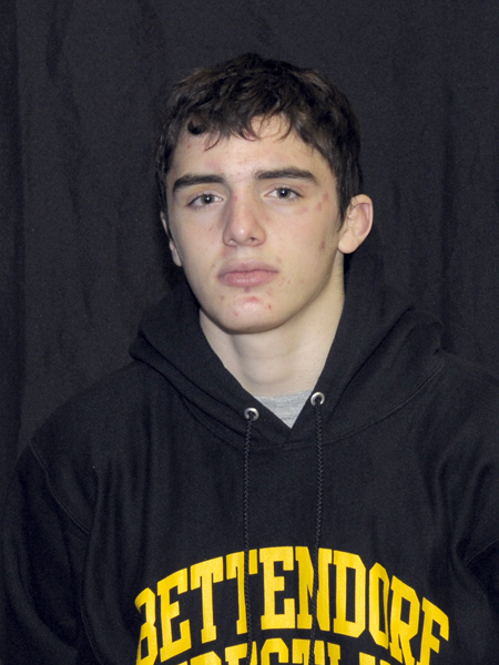 132 Paul Glynn   Bettendorf (IA)
