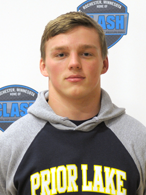 170    Kenny O'Neil    Prior Lake (MN)