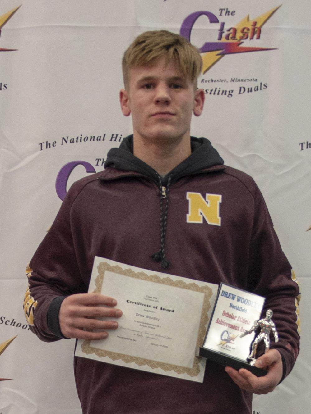 Drew Woodley    Northfield (MN)