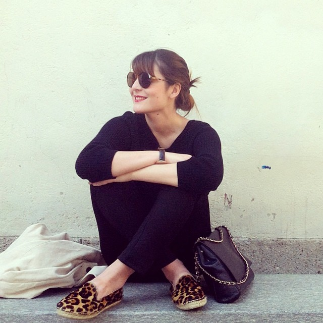 IRENE BUffa (@ontomywardrobe)
