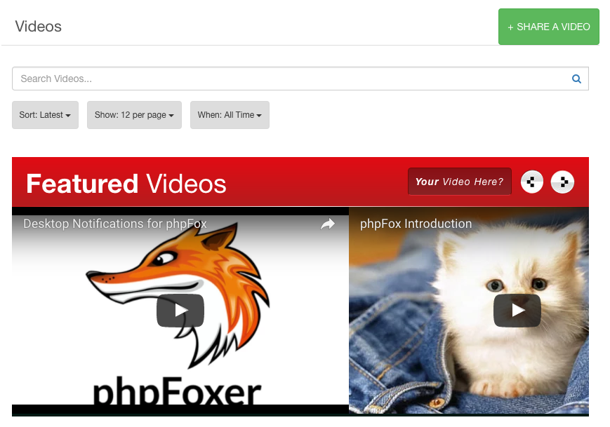 phpfox-featured-video