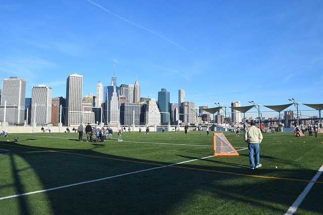 Brooklyn Bridge Park, Pier 5