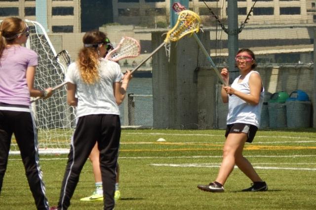5/3/15 Girls Practice