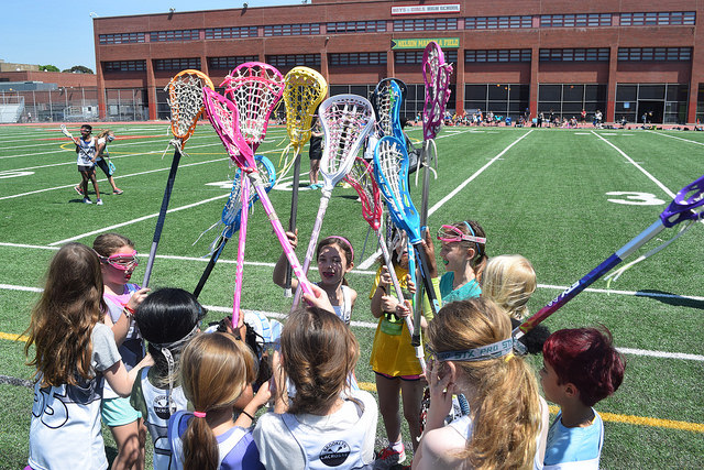 6/7/15 Girls Mountaintop Games